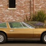 1972 Maserati Indy For Sale Side Right