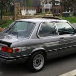 1982 BMW Alpina For Sale Back Right
