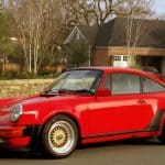 1986 Porsche 911 Turbo For Sale Side Left