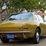 1963 Studebaker Avanti R1 For Sale Back Right