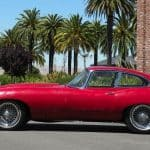 Side Left 2 1964 Jaguar XKE For Sale