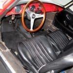 1964 Porsche 356 For Sale Steering Wheel