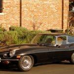 1969 Jaguar E Type Coupe For Sale Front Left