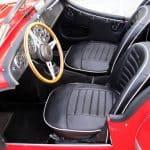 1959 Triumph TR3A For Sale Interior