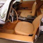 1969 Jaguar E Type Coupe For Sale Interior