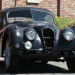 Front Right 1954 Jaguar XK140 For Sale