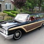 Front Left 1962 Ford Country Squire For Sale