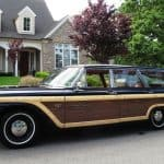Side Left 1962 Ford Country Squire For Sale