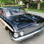 Front Right 1962 Ford Country Squire For Sale