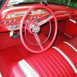 Interior Steering Wheel 1962 Ford Country Squire For Sale
