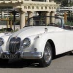 1958 Jaguar XK150s For Sale Front