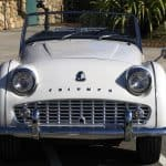1960 Triumph TR3 For Sale Front