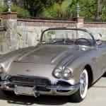 1961 Chevrolet Corvette For Sale Front
