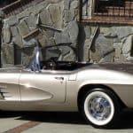 1961 Chevrolet Corvette For Sale Side Left