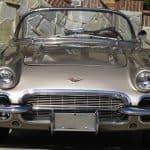 1961 Chevrolet Corvette For Sale Front On