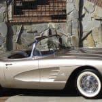 1961 Chevrolet Corvette For Sale Side Right