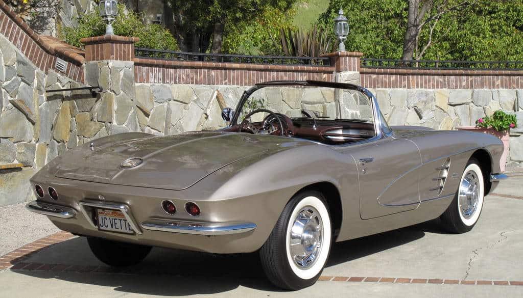 1961 Chevrolet Corvette For Sale Back Right