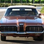 1970 Cougar xr-7 For Sale Front
