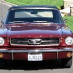 1970 Mustang Convertible For Sale Front