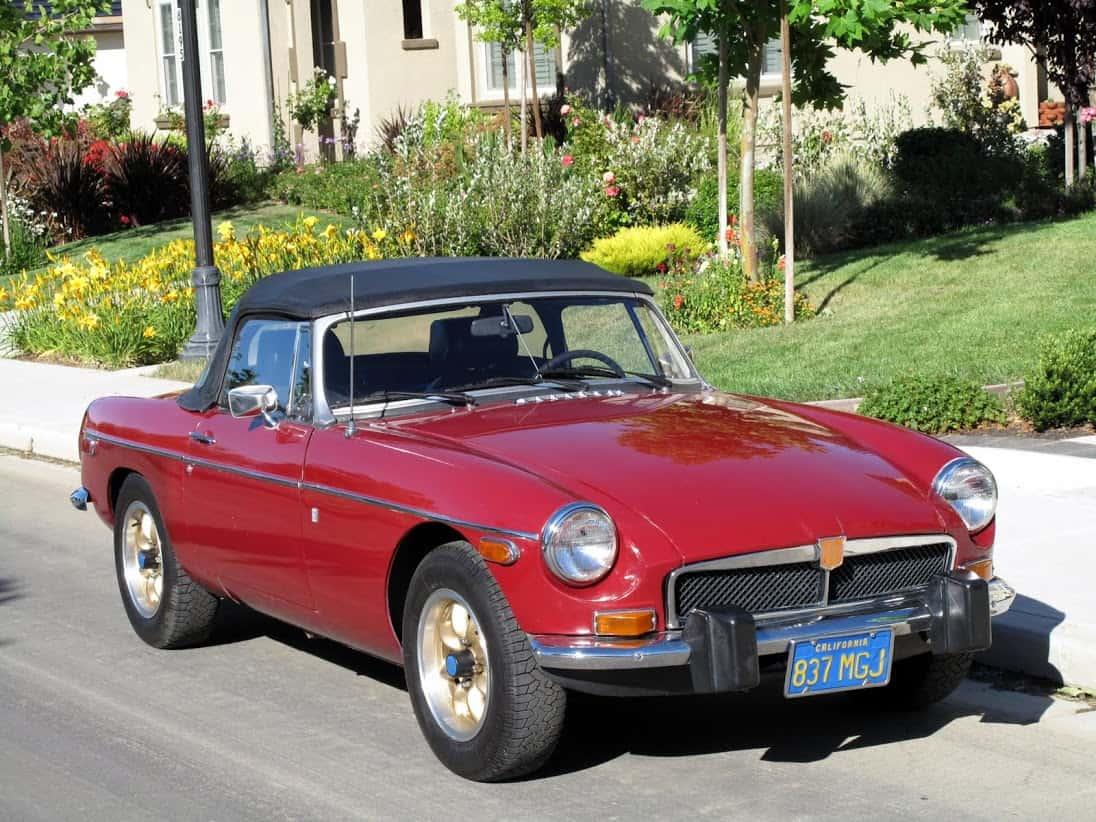 1974 MG MGB for Sale | ClassicCars.com | CC-1310932