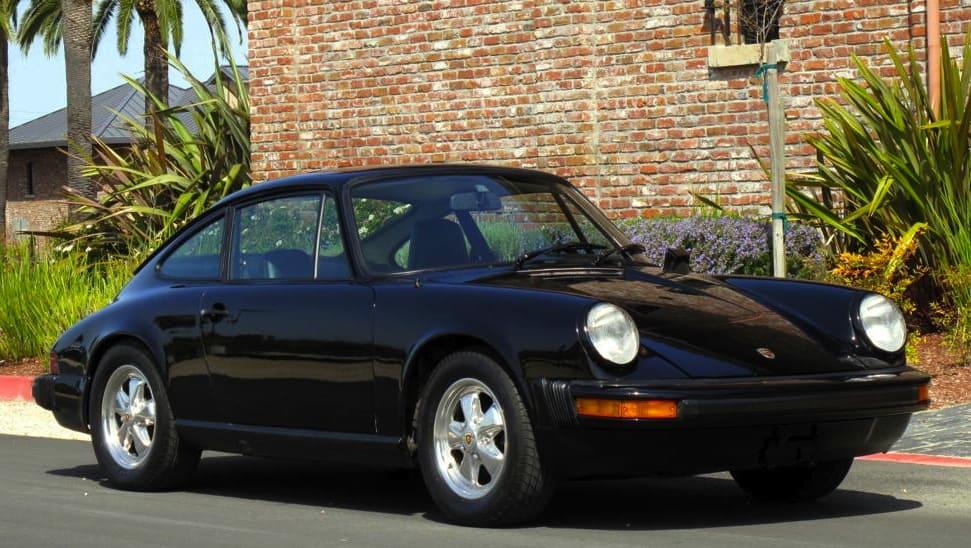 1976 Porsche 912e Dusty Cars Usa 1 Classic Buyer Amp Seller