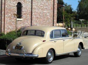 1956 Mercedes Adenauer