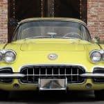 1958 Corvette Panama