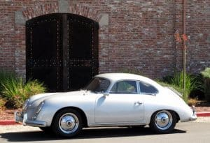 1958 Porsche 456a