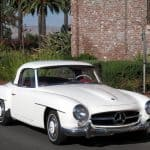 1959 Mercedes 190sl