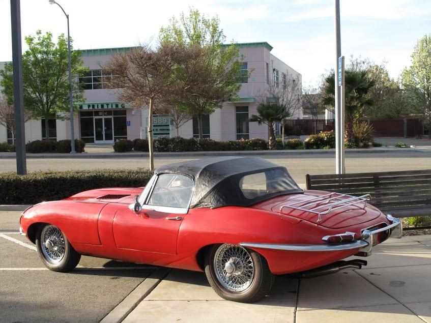 1963 jaguar xke roadster for sale contact dusty cars. Black Bedroom Furniture Sets. Home Design Ideas