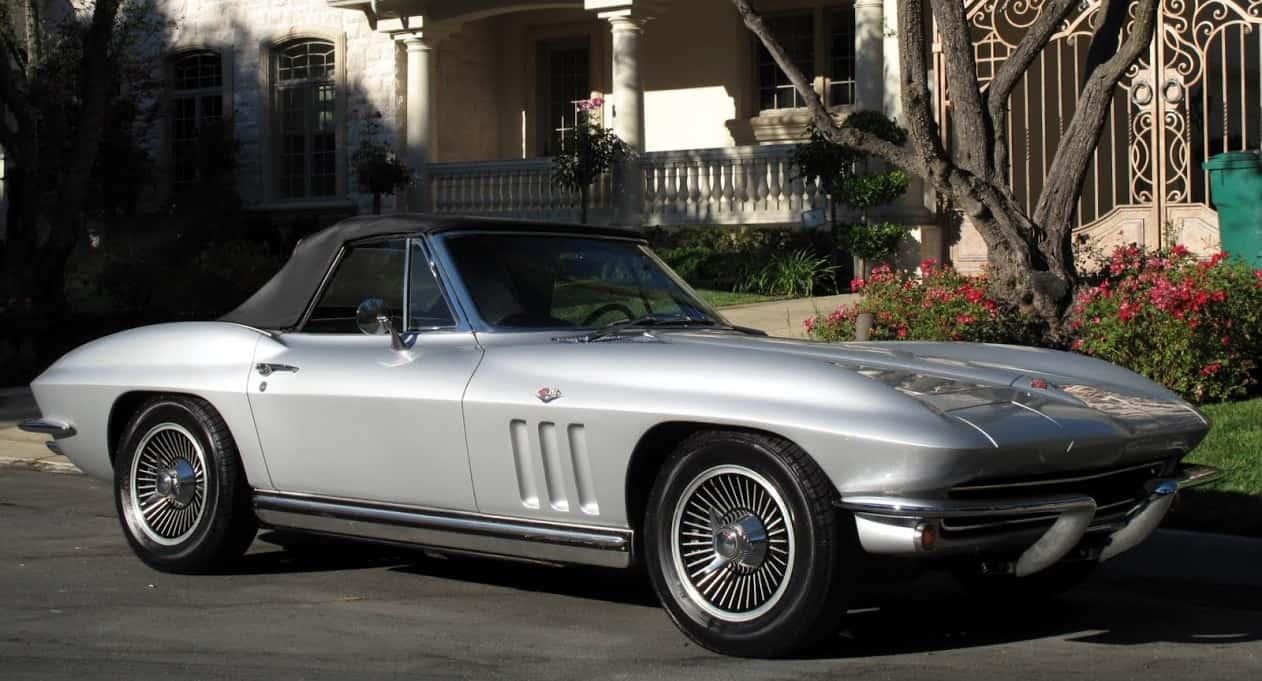 1965 Chevrolet Corvette For Sale Contact Dusty Cars