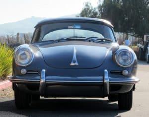 1965 Porsche 356sc Cabriolet