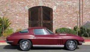1966 Corvette Fastback
