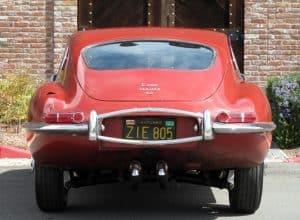 1967 Jaguar Coupe