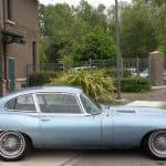 1967 Jaguar XKE Coupe