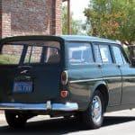 1967 Volvo 121