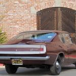 1968 Barracuda Fastback