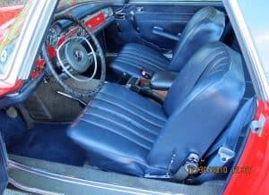 1968 Mercedes 250sl