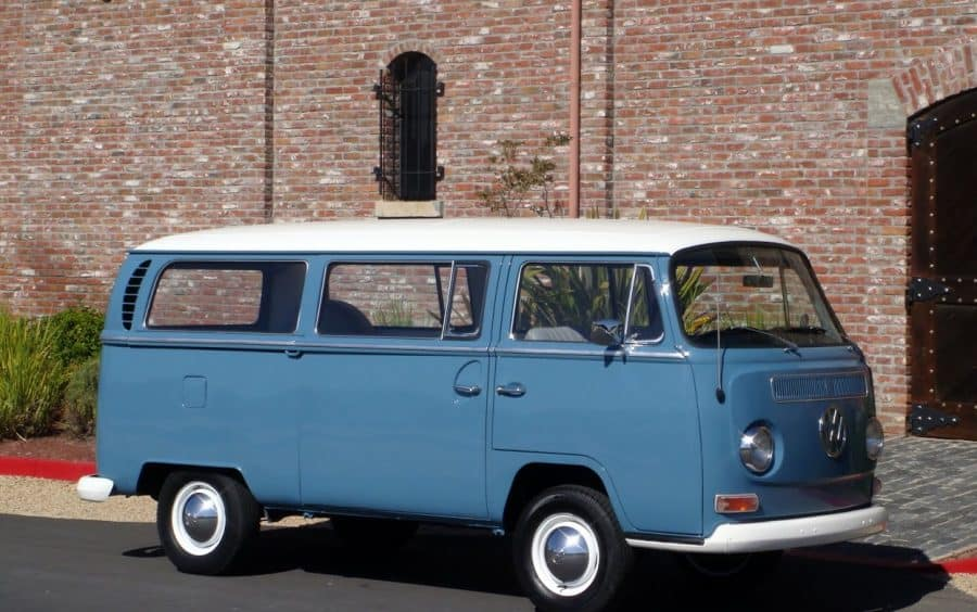 1968 Volkswagon Bus
