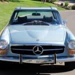 1970 Mercedes 280sl