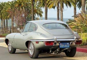1971 Jaguar XKE Coupe