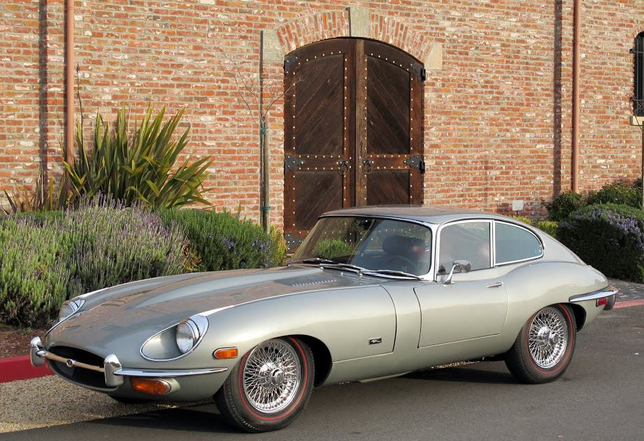 1971 Jaguar XKE Coupe For Sale - Contact DUSTY CARS
