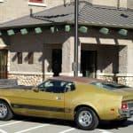 1972 Mustang Mach 1