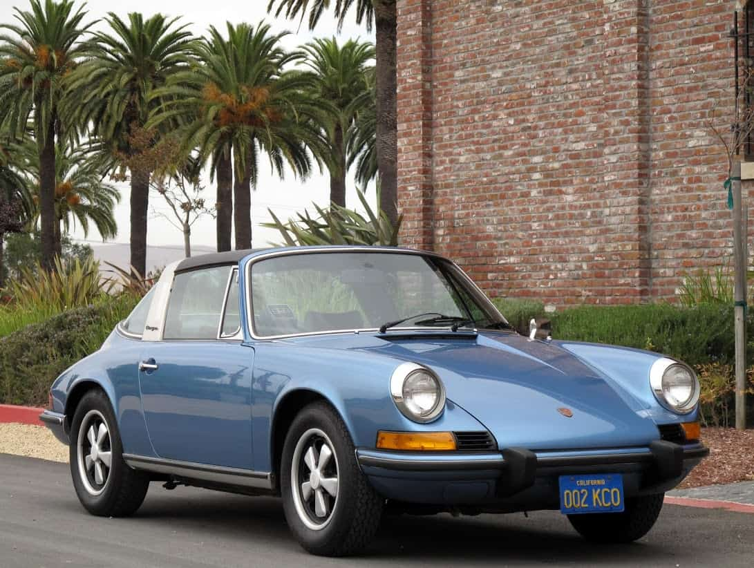 Classic Porsche 911 For Sale Free Valuation Dusty Cars