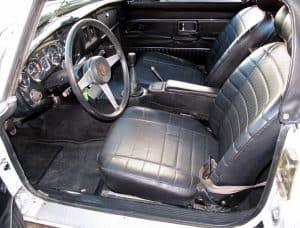 1974 MGB Grey
