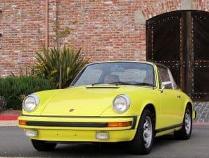 1974 Porsche 911 Targa (8)