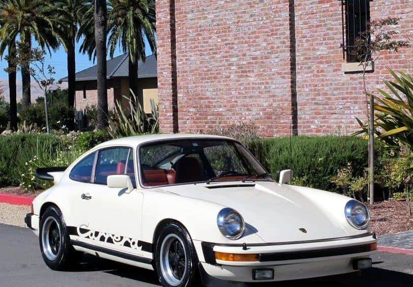1977 Porsche Carrera
