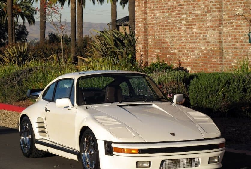 1977 Porsche Slantnose