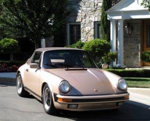 1989 Porsche Carrera Cabriolet
