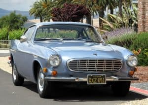 1957 Volvo p1800 For Sale Front Right